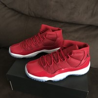 Nike Air Jordan 11 Win Like 96 (Size 9.5)