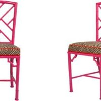 Bamboo-Style Chairs, Pair - One Kings Lane - Vintage  Market Finds - Furniture