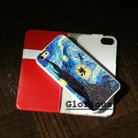 Peter Pan and Harry Potter Starry Night iPhone Case And Samsung Galaxy Case