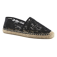 Soludos Original Lace Casual Espadrilles - Blush