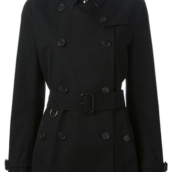 Burberry London 'Barons Court' short trench coat