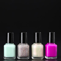 Perfumed Nail Polish - Set Of 4