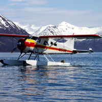Float Plane Photo Beaver 4x6-24x36
