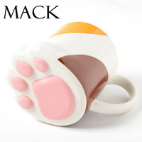Cat Paws Coffee Mug