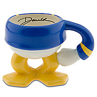 Donald Duck Coffee Mug - Best of Mickey Collection