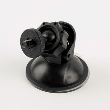 Gopro Accessories Vacuum Suction Cup Car Mount Windshield for gopro for Car GPS DV DVR free shippigng