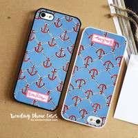 Anchors Away-Lilly Pulitzer iPhone Case Cover for iPhone 6 6 Plus 5s 5 5c 4s 4 Case