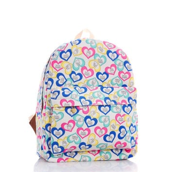 Rabbit Canvas Stylish Fashion Backpack = 4887552644