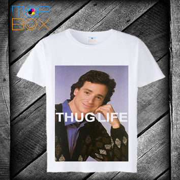 Bob Saget t shirt thug life shirt tank top men t shirt