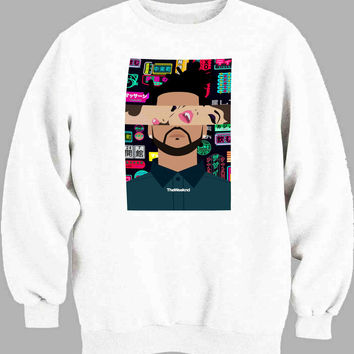 The Weeknd - Kiss Land Tour Sweater for Mens Sweater and Womens Sweater *