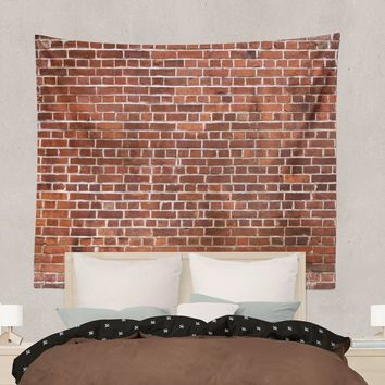 Brick Wall (Tapestry)