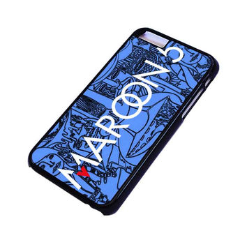 MAROON 5 '3 Adam Levine iPhone 6 Plus Case