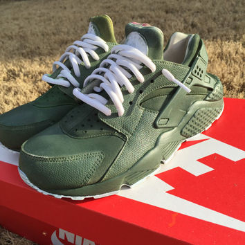 Olive Huaraches(Women)