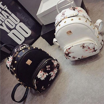 women's fashion Girl School Bag Travel Cute Backpack Satchel Women Shoulder Rucksack  [9145122886]