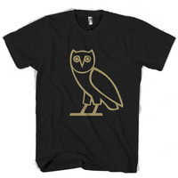 OVO OVOXO owl T Shirt Men