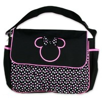 Disney Minnie Cordura Diaper Flap Bag