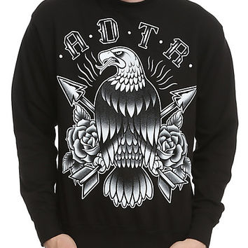 A Day To Remember ADTR Eagle Crewneck Sweatshirt