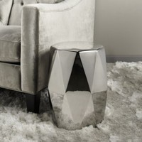 Andover Stool | Get The Look Living Room Inspiration | Living Room | Inspiration | Z Gallerie