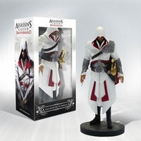 Assassins Creed Brotherhood Action Figure Ezio