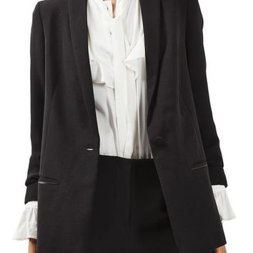 Topshop Slouch Tuxedo Jacket | Nordstrom