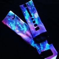Galaxy Custom Elite Socks