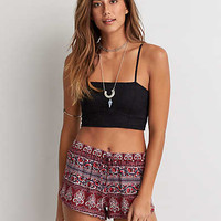 AEO FIRST ESSENTIAL EYELET BRALETTE