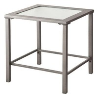 Threshold™ Clifton Patio Accent Table - Gray
