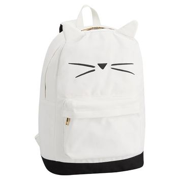 Emily & Meritt Cat Shape Backpack