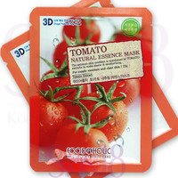 Foodaholic 3D Tomoto Natural Essence Mask  *exp.date 02/18*