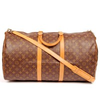 Louis Vuitton Keepall 55 Weekend/Travel Bag 5544 (Authentic Pre-owned)