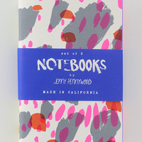 Three Pack of Neon Pocket Notebooks