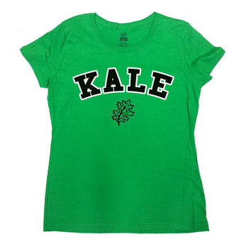 Funny Vegetarian Shirt Kale Shirt Vegetarian Gifts Vegan Clothes Gift For Vegetarian Vegan Clothing Kale T Shirt Mens Ladies Tee - SA534