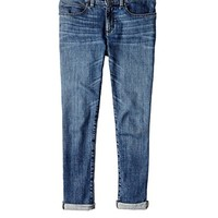 Boyfriend Jean in Organic Cotton Stretch Denim