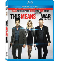 Walmart: This Means War (Blu-ray + DVD) (Widescreen)