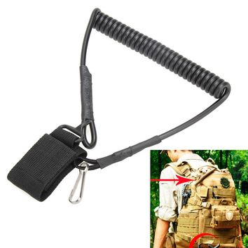Multi-function Retractable Key Chain for Travel Backpack (Easy Access)