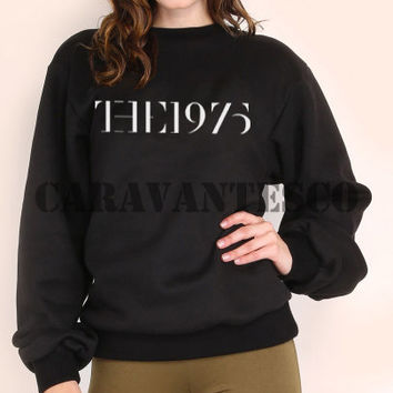 The 1975 Sweatshirt - The 1975 Band Logo Unisex Sweatshirts