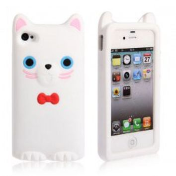 Cat iPhone 4/4s Case -more colors!