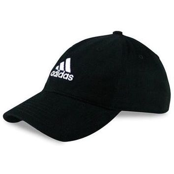 Adidas Womens Ladies Core Performance Hat Cap (One Size Fits Most, Black)