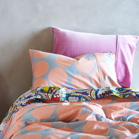Kip & Co Pillowcase Set of Two Lilac Velvet