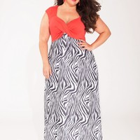 Maxi Dress Plus Size: Beautiful in Overweight 2016-2017