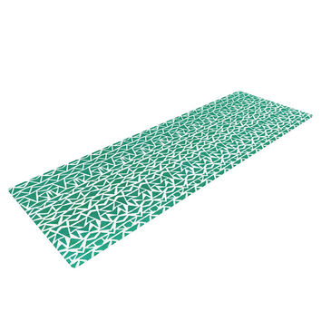 "Pom Graphic Design ""Tribal Forrest"" Yoga Mat"