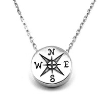 Compass Necklace-C10