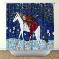 http://www.dianochedesigns.com/shop/shop-by-product/shower-curtains/top-sellers/shower-sascalia-horse-dreamer.html