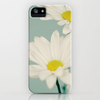 DAISY  iPhone & iPod Case by Laura Ruth