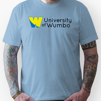 University of Wumbo Unisex T-Shirt