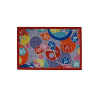 Fun Rugs Tootsie Roll Pop Rug - 3'3'' x 4'10'' (Red)