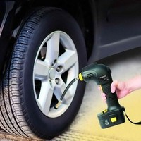Ideaworks Cordless Rechargeable Tire Inflator