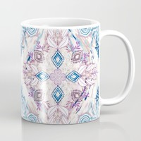 Wonderland in Winter Mug by micklyn