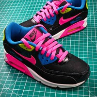 Nike Air Max 90 Style 4 Sport Running Shoes - Best Online Sale