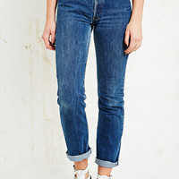 Vintage Renewal Levi's 501 Jeans in Blue - Urban Outfitters